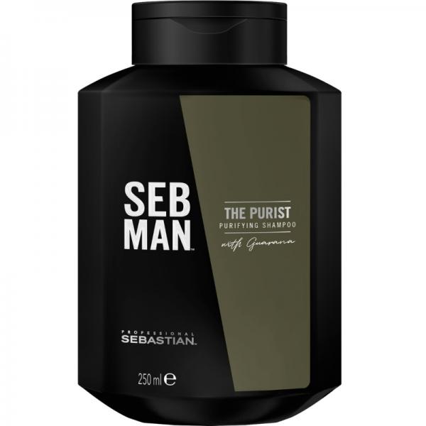 SEB MAN The Purist - Purifying Shampoo 250ml