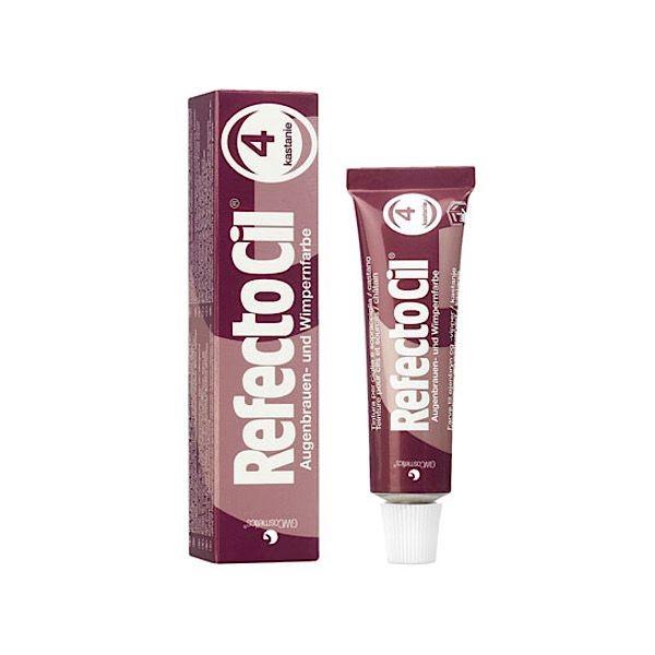 RefectoCil Augenbrauen- und Wimpernfarbe Rot, Inhalt 15 ml