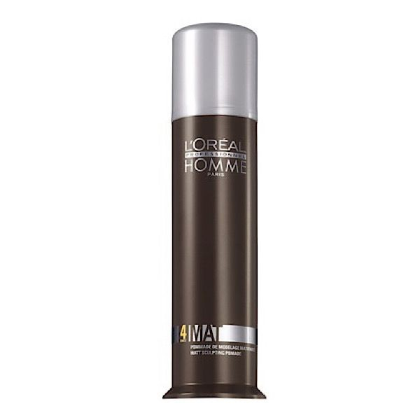 Loreal Homme Mat Pomade 80 ml