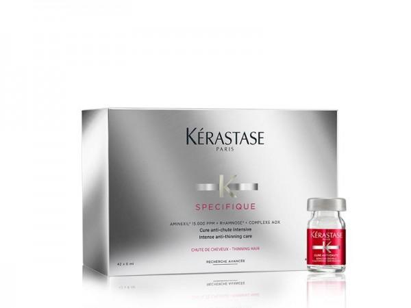 Kérastase Spécifique Aminexil Cure Anti-Chute Intensive (10er Coffret)