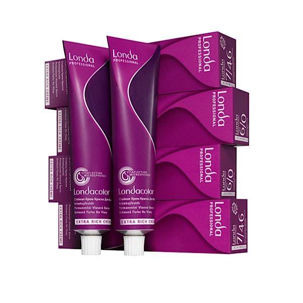 Londa Londacolor Creme-Haarfarbe Tube 60 ml