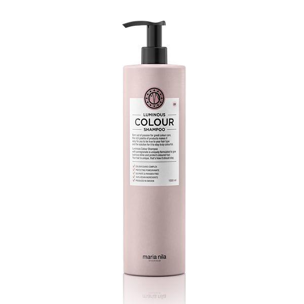 Maria Nila Luminous Colour Shampoo 1000ml
