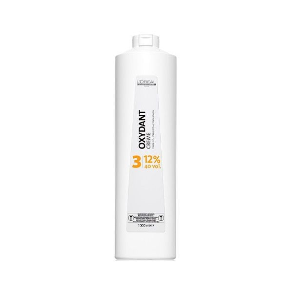 Loreal Oxidant Crème 12%, 1000 ml