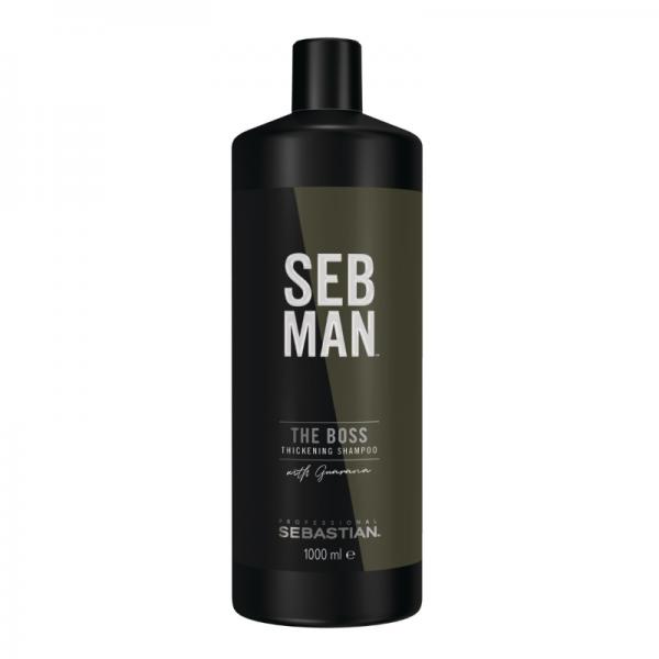 The Boss - Shampoo für kräftiger aussehendes Haar 1L