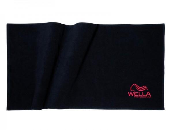 Wella Salonhandtuch schwarz