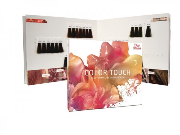 Color Touch Karte