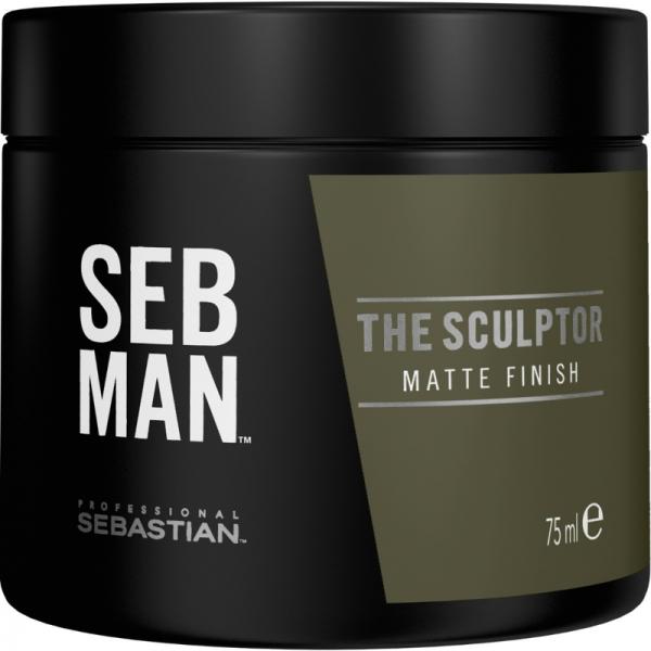 SEB MAN The Sculptor - Matte Clay 75ml